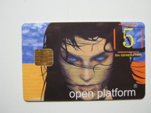 FUN5 Programmable Card